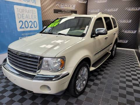 2008 Chrysler Aspen for sale at X Drive Auto Sales Inc. in Dearborn Heights MI