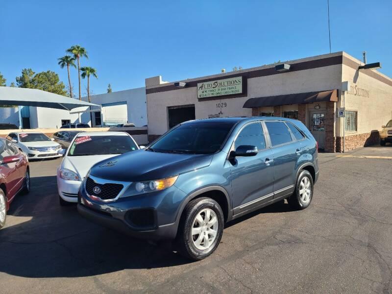 2011 Kia Sorento LX 4dr SUV - Mesa AZ