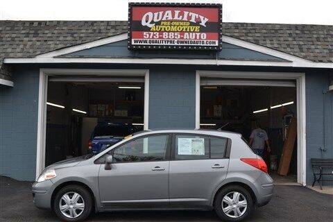 2010 Nissan Versa for sale at Quality Pre-Owned Automotive in Cuba MO