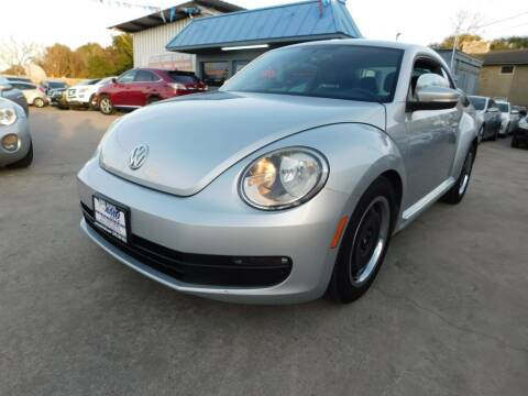 2012 Volkswagen Beetle for sale at AMD AUTO in San Antonio TX