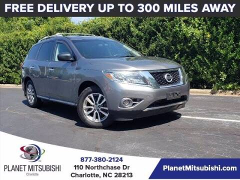 2015 Nissan Pathfinder for sale at Planet Automotive Group in Charlotte NC