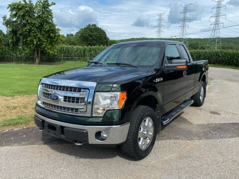 2013 Ford F-150 for sale at Tennessee Valley Wholesale Autos LLC in Huntsville AL
