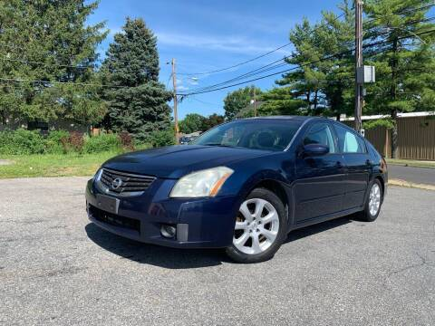 2007 Nissan Maxima for sale at Keystone Auto Center LLC in Allentown PA