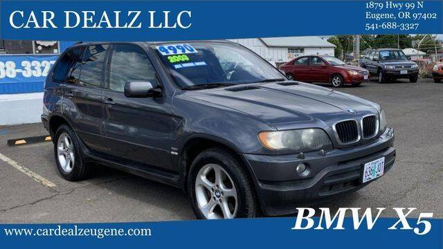 2003 BMW X5 for sale in Eugene, OR