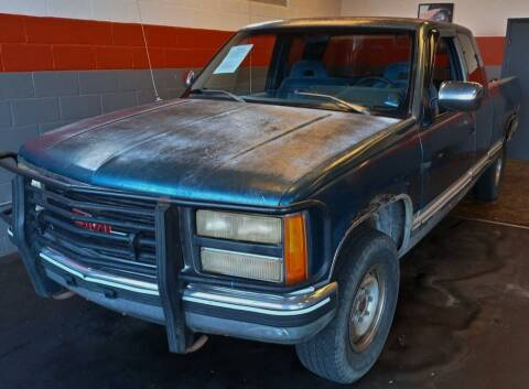 1992 GMC Sierra 1500 for sale at D & J AUTO EXCHANGE in Columbus IN
