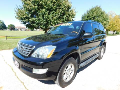 2004 Lexus GX 470 for sale at Lot 31 Auto Sales in Kenosha WI