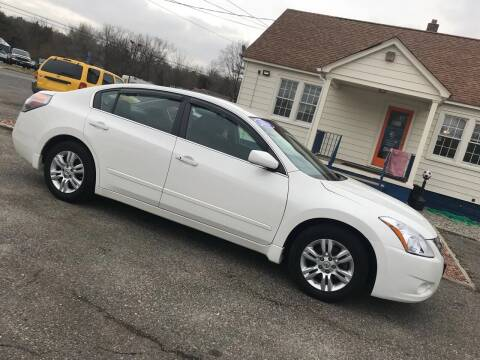 2010 Nissan Altima for sale at New Wave Auto of Vineland in Vineland NJ