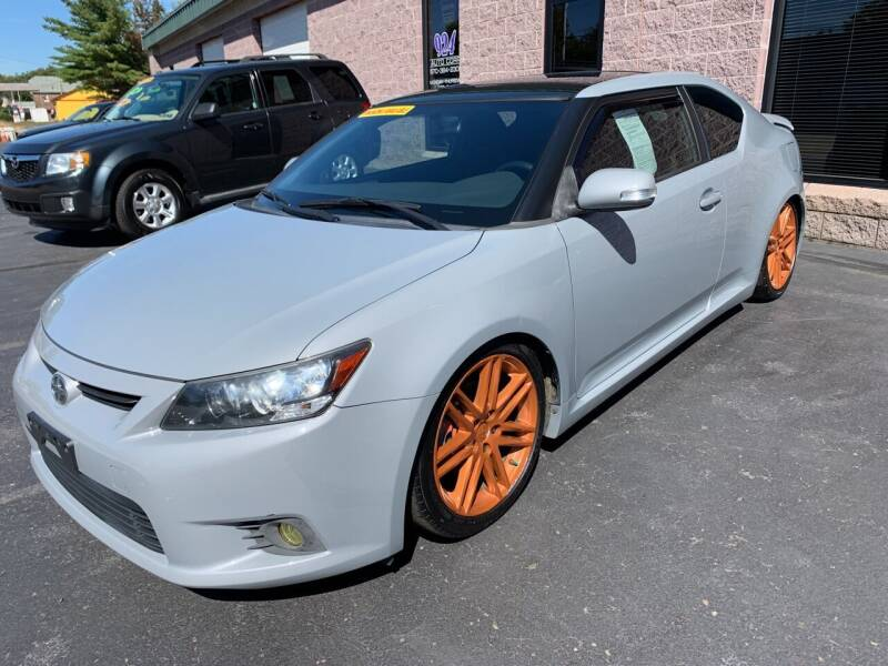 2012 Scion tC for sale at 924 Auto Corp in Sheppton PA
