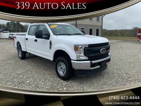 2021 Ford F-250 Super Duty for sale at 339 Auto Sales in Belpre OH