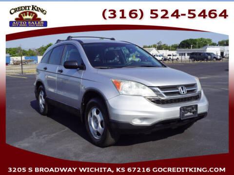 2010 Honda CR-V for sale at Credit King Auto Sales in Wichita KS