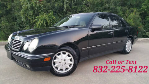 1999 Mercedes-Benz E-Class for sale at Houston Auto Preowned in Houston TX