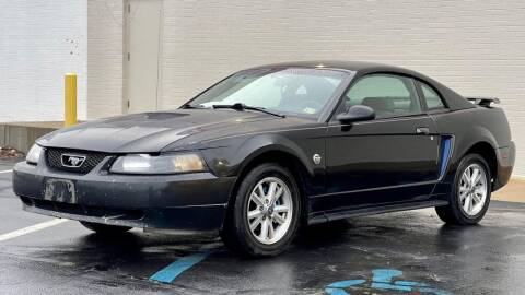 2004 Ford Mustang for sale at Carland Auto Sales INC. in Portsmouth VA