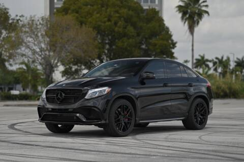 2019 Mercedes-Benz GLE for sale at EURO STABLE in Miami FL