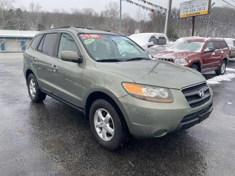 2007 Hyundai Santa Fe for sale at INTERNATIONAL AUTO SALES LLC in Latrobe PA