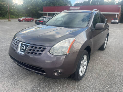 2010 Nissan Rogue for sale at Certified Motors LLC in Mableton GA