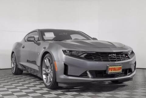 2020 Chevrolet Camaro for sale at Washington Auto Credit in Puyallup WA