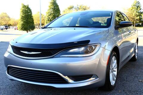 2015 Chrysler 200 for sale at Prime Auto Sales LLC in Virginia Beach VA