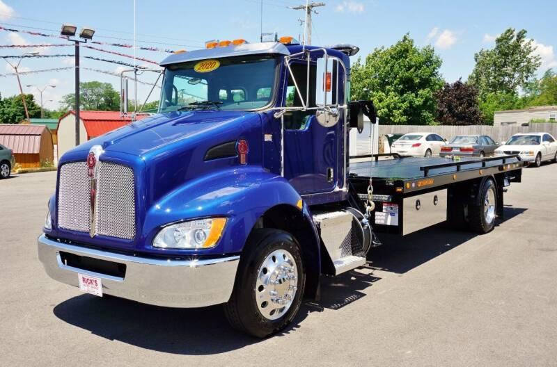 2020 Kenworth 270 for sale at Rick's Truck and Equipment in Kenton OH