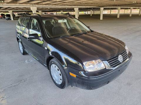 2002 Volkswagen Jetta for sale at Red Rock's Autos in Denver CO