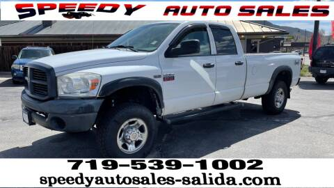 2009 Dodge Ram Pickup 2500 for sale at SPEEDY AUTO SALES Inc in Salida CO