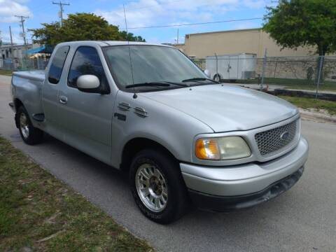 2003 Ford F-150 for sale at LAND & SEA BROKERS INC in Deerfield FL