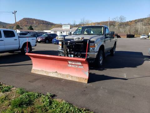 2009 Ford F-250 Super Duty for sale at Greens Auto Mart Inc. in Wysox PA