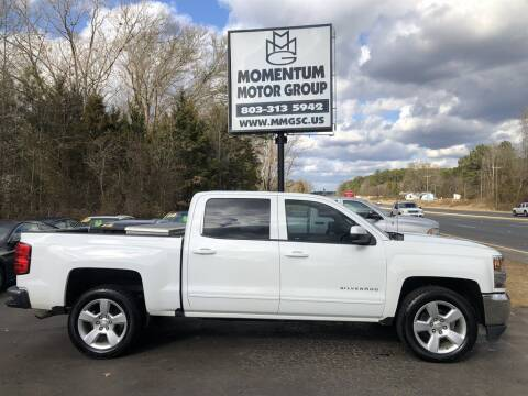 2017 Chevrolet Silverado 1500 for sale at Momentum Motor Group in Lancaster SC