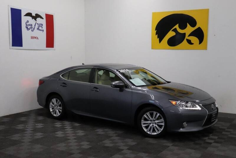 2014 Lexus ES 350 for sale in Iowa City, IA