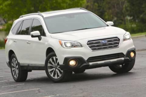 2017 Subaru Outback for sale at MGM Motors LLC in De Soto KS