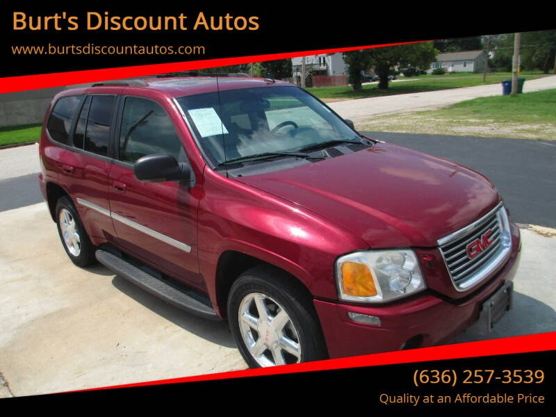 2008 GMC Envoy for sale at Burt's Discount Autos in Pacific MO