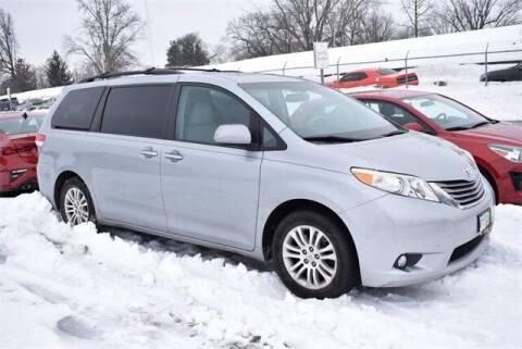 2011 Toyota Sienna for sale at BOB ROHRMAN FORT WAYNE TOYOTA in Fort Wayne IN
