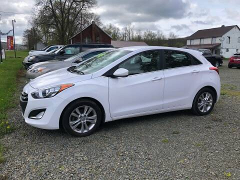 2015 Hyundai Elantra GT for sale at Brush & Palette Auto in Candor NY