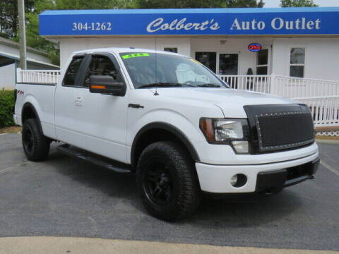2011 Ford F-150 for sale at Colbert's Auto Outlet in Hickory NC