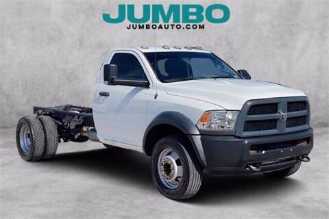 2017 RAM Ram Chassis 4500 for sale at JumboAutoGroup.com in Hollywood FL