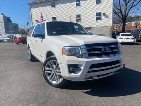 2016 Ford Expedition EL for sale at PRNDL Auto Group in Irvington NJ