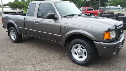 2004 Ford Ranger for sale at Easy Does It Auto Sales in Newark OH