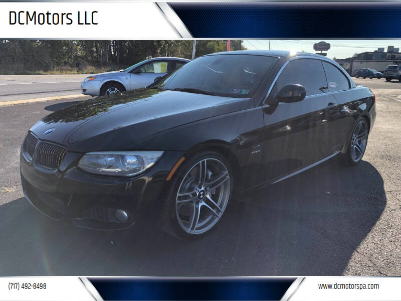 2012 BMW 3 Series for sale at DCMotors LLC in Mount Joy PA