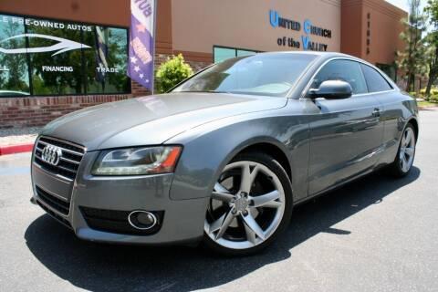 2012 Audi A5 for sale at CK Motors in Murrieta CA