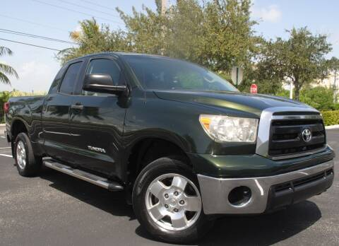 2010 Toyota Tundra for sale at Maxicars Auto Sales in West Park FL