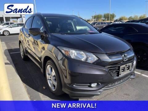 2016 Honda HR-V for sale at Sands Chevrolet in Surprise AZ