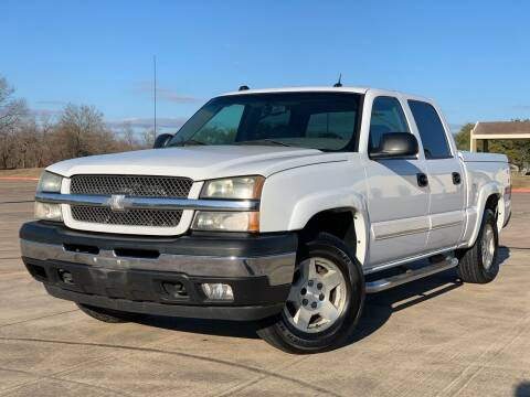 2005 Chevrolet Silverado 1500 for sale at AUTO DIRECT Bellaire in Houston TX