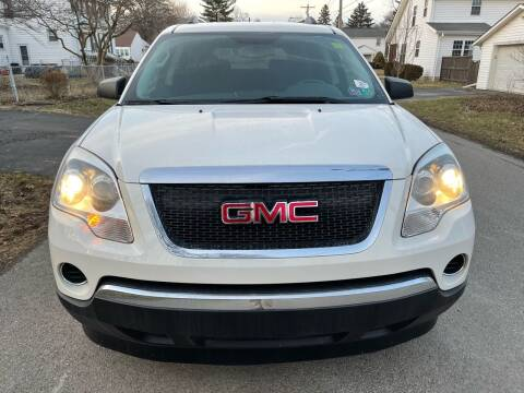 2010 GMC Acadia for sale at Via Roma Auto Sales in Columbus OH