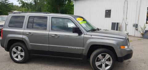 2012 Jeep Patriot for sale at Superior Motors in Mount Morris MI