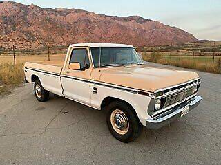 1976 Ford F-350 Super Duty for sale at Classic Car Deals in Cadillac MI