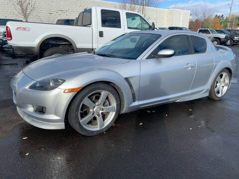 2008 Mazda RX-8 for sale at South Commercial Auto Sales in Salem OR