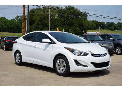 2016 Hyundai Elantra for sale at Autosource in Sand Springs OK