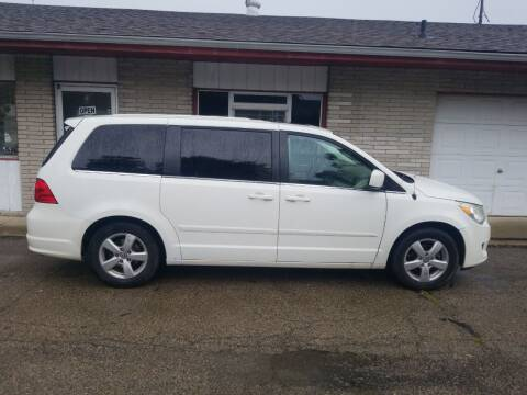 2010 Volkswagen Routan for sale at David Shiveley in Mount Orab OH