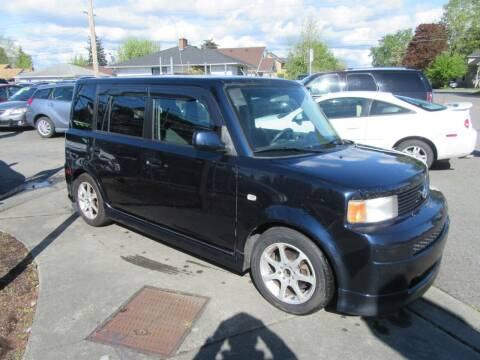 2006 Scion xB for sale at Car Link Auto Sales LLC in Marysville WA