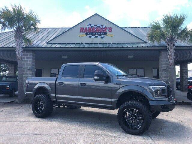 2019 Ford F-150 for sale at Rabeaux's Auto Sales in Lafayette LA