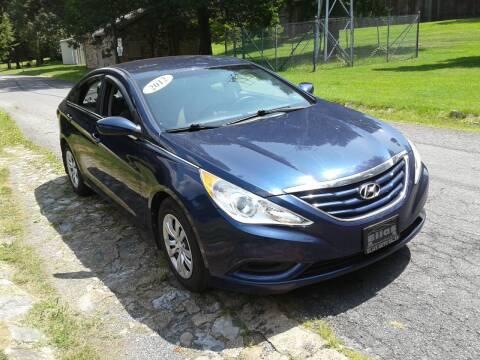 2012 Hyundai Sonata for sale at ELIAS AUTO SALES in Allentown PA